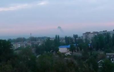 В Славянске включилась сирена для предупреждения о начале спецоперации
