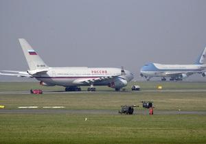 Для делегаций, сопровождающих президента РФ, закупят два подержанных самолета Ил-96