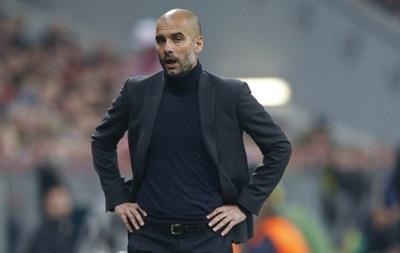 Гвардиола намерен приобрести для Баварии пять новых футболистов