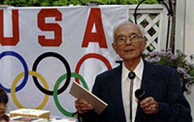 В США умер старейший участник Олимпийских игр