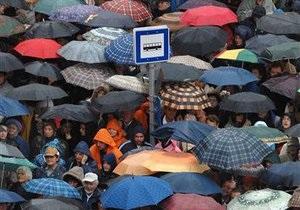 Прогноз погоды на среду: в Украине дожди и грозы