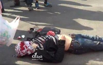 Одесса: в ходе столкновений погибли три человека - милиция
