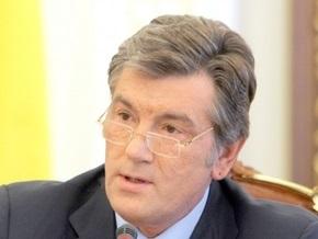 Ющенко уволил главу контрразведки