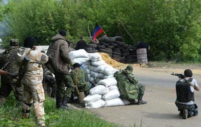 На окраинах Славянска слышна стрельба - СМИ