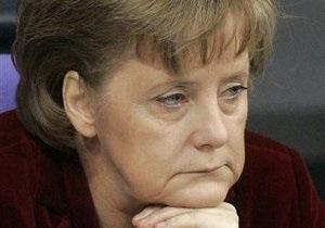 Меркель выступила против прямых выборов президента Германии