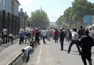 Жертвами столкновений в Оше стали 12 человек