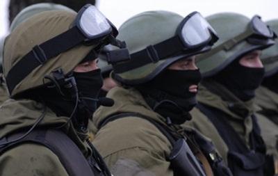 В Донецке напали на патруль Нацгвардии