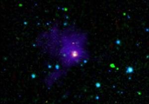 Американские астрономы обнаружили самую молодую звезду