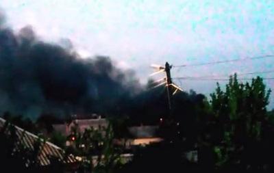 В Константиновке Донецкой области начался бой - СМИ