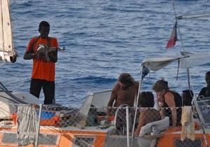Сомалийские пираты захватили танкер с двумя украинцами на борту