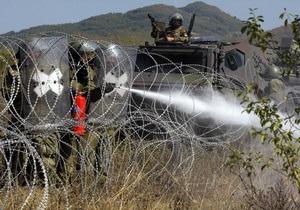 Миссии ЕС и НАТО возложили ответственность за беспорядки в Косово на сербов