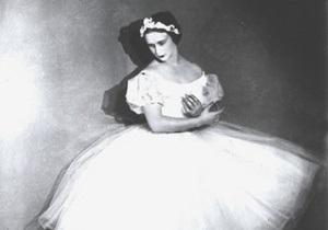 Умерла известная балерина Марина Семенова