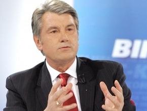 Ющенко потребовал разобраться с очередями на украинско-польской границе