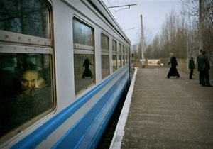 В Киеве откроют еще две станции городской электрички