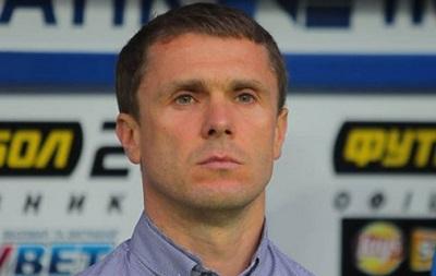 Ребров: Сезон Динамо уже не спасти