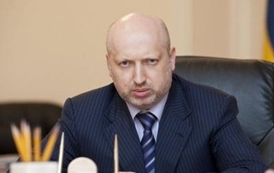 АТО на востоке Украины будет продолжаться - Турчинов