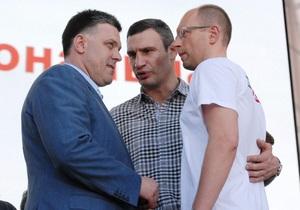 Кличко уверен, что оппозиция определится с единым кандидатом в Президенты до весны 2014 года