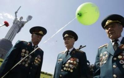 Киев отметит День Победы молебном, молодежными и спортивными акциями