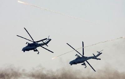 Украинская авиация уничтожила бронепоезд под Славянском