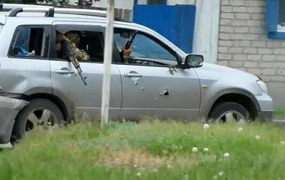 В результате боя возле Славянска погибло около 30 ополченцев – СМИ
