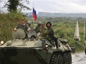 Госдеп США: Вывод российских войск из Грузии продолжается