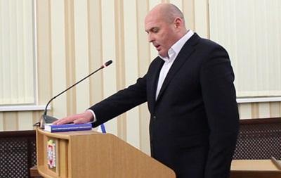 Путин назначил министром внутренних дел Крыма Сергея Абисова