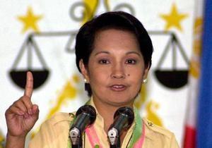 Суд Филиппин выдал ордер на арест бывшего президента Глории Арройо