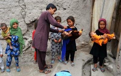 ВОЗ: Полиомиелит - угроза международного масштаба