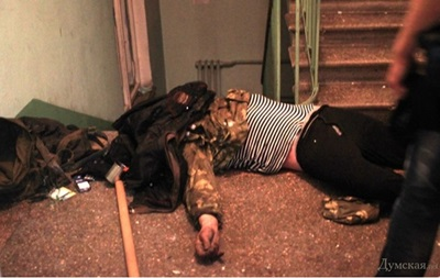 Опознаны тела 38 погибших во время беспорядков в Одессе – МВД