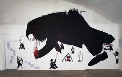 Выставка работ Владимира Кузнецова