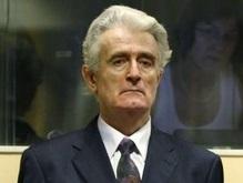 Караджич заявил о тайной сделке с США