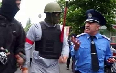 В Одессе задержан экс-начальник милиции области - Facebook