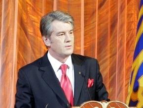 Европейская партия советует Ющенко публично отказаться от участия в выборах Президента