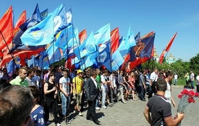 ПР и КПУ проведут массовые шествия