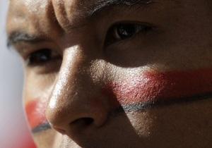 В Бразилии индейцы взяли в заложники сотню рабочих, возводящих ГЭС на  священной  земле