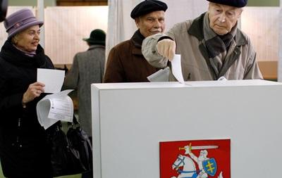 Президентские выборы в Литве