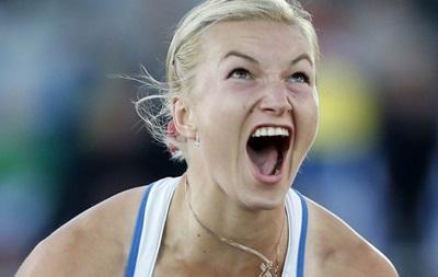 Успешная украинская легкоатлетка получила российский паспорт