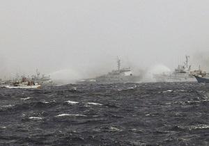 Спорные острова: Япония выиграла водометный бой, Китай продолжит патрулирование в районе архипелага