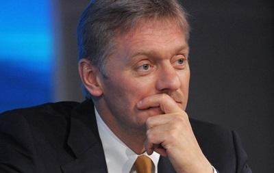 Москва ждет ответа из Донецка о переносе референдума – Песков