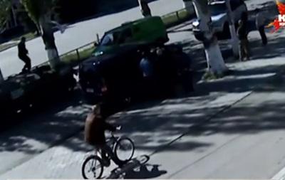 В сети появилось видео обмена Губарева на офицеров Альфы