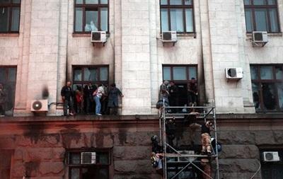 В одесских больницах остаются 62 пострадавших, 10 - в тяжелом состоянии
