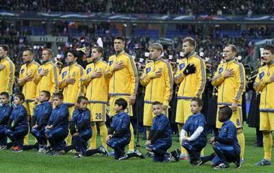 В отборе на Евро-2016 сборная Украины стартует матчем в Киеве