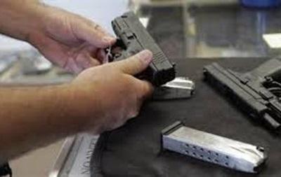 В Запорожье милиция задержала 11 человек с арсеналом оружия