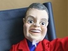 Из Путина, Сталина, Ющенко и Тимошенко сделали кукол