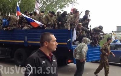 В Донецке говорят, что разоружили целый санаторий Нацгвардии
