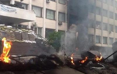 Мариуполь, где весь день шли бои, остался без воды