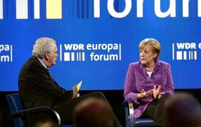 Меркель: Аннексия Крыма разрушает фундамент европейской политики