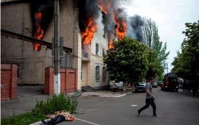 В столкновениях в Мариуполе виновны местные вооруженные ополченцы  – Госдеп США