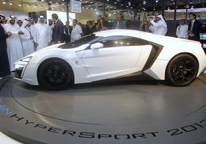 Фотогалерея: Мощная роскошь. Lykan Hypersport - самая дорогая машина в мире