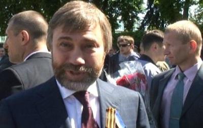 Депутат Новинский сожалеет, что Севастополь не в Украине